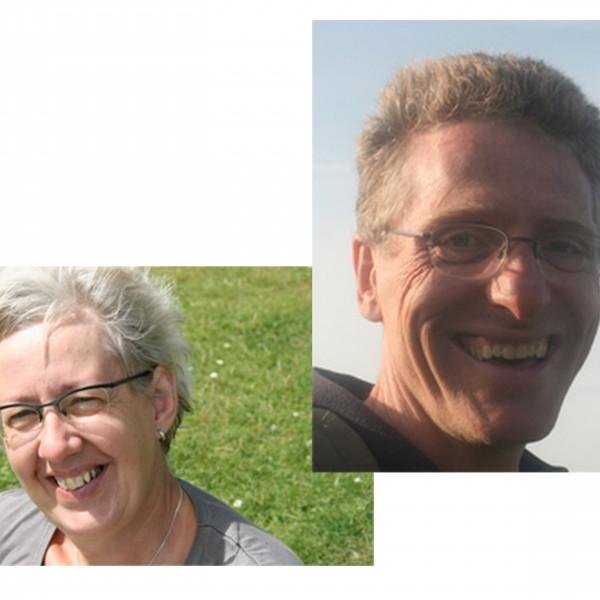 Ruud Pleune en Janny Wigman